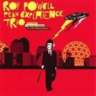 ROY POWELL Peak Experience Trio album cover