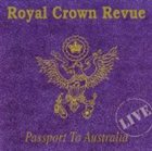 ROYAL CROWN REVUE Passport to Australia album cover