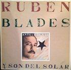 RUBÉN BLADES Antecedente album cover