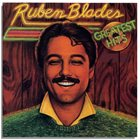 RUBÉN BLADES Greatest Hits 1983 ( Fania) album cover