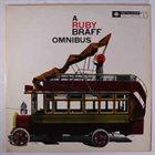 RUBY BRAFF A Ruby Braff Omnibus album cover