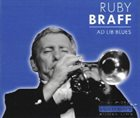 RUBY BRAFF Ad Lib Blues album cover