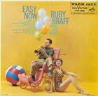 RUBY BRAFF Easy Now album cover