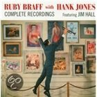 RUBY BRAFF Rubby Braff & Hank Jones : Complete Recordings album cover