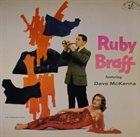 RUBY BRAFF Ruby Braff Featuring Dave McKenna album cover