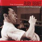 RUBY BRAFF The Complete Bethlehem Recordings album cover