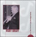 RUBY BRAFF The Concord Jazz Heritage Series album cover
