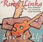 RUDY LINKA Live It Up album cover