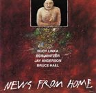 RUDY LINKA News From Home album cover