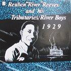 REUBEN REEVES Reuben Reeves and His Tributaries/River Boys 1929 album cover