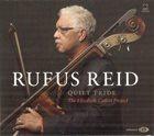 RUFUS REID Quiet Pride: The Elizabeth Catlett Project album cover