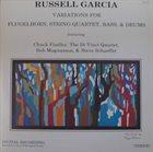 RUSS GARCIA Variations For Flugelhorn, String Quartet, Bass, & Drums album cover
