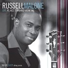 RUSSELL MALONE Live At Jazz Standard Vol.1 album cover