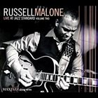 RUSSELL MALONE Live at Jazz Standard, Volume Two album cover