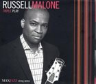 RUSSELL MALONE Triple Play album cover