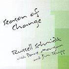 RUSSELL SCHMIDT Season of Change album cover
