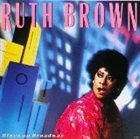 RUTH BROWN Blues on Broadway album cover