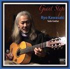 RYO KAWASAKI Giant Steps Plays Solo Guitar album cover