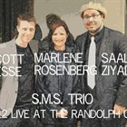 SAALIK AHMAD ZIYAD SMS Trio Live at the Randolph Cafe 12​.​14​.​12 album cover
