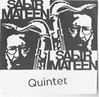 SABIR MATEEN Soul Cleansing album cover