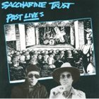 SACCHARINE TRUST Past Lives album cover