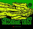 SACCHARINE TRUST The Great One Is Dead album cover