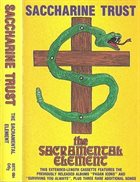 SACCHARINE TRUST The Sacramental Element album cover