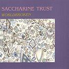 SACCHARINE TRUST Worldbroken album cover
