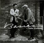 SADAO WATANABE Basie's At Night album cover