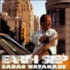 SADAO WATANABE Earth Step album cover