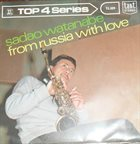 SADAO WATANABE From Russia With Love album cover