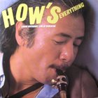 SADAO WATANABE How's Everything album cover