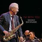 SADAO WATANABE I'm With You album cover