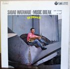 SADAO WATANABE Music Break (aka Bossa Nova Concert) album cover