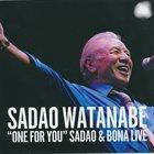 SADAO WATANABE One For You album cover