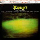 SADAO WATANABE Paysages album cover