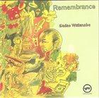 SADAO WATANABE Remembrance album cover