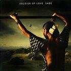 SADE (HELEN FOLASADE ADU) Soldier Of Love album cover