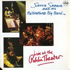 SAHEB SARBIB Live At The Public Theater album cover