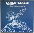 SAHEB SARBIB Live In Europe Vol 2 album cover