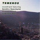 SAINKHO NAMTCHYLAK Temenos (with Shelley Hirsch, Catherine Bott) (OST) album cover