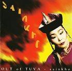 SAINKHO NAMTCHYLAK Out of Tuva album cover