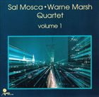 SAL MOSCA Sal Mosca & Warne Marsh Quartet, Vol. 1 album cover