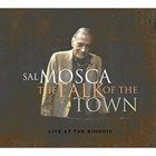 SAL MOSCA The Talk Of The Town album cover