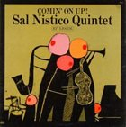 SAL NISTICO Comin' On Up album cover