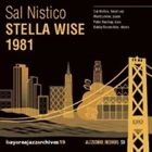 SAL NISTICO Stella Wise 1981 album cover