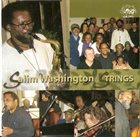 SALIM WASHINGTON Strings album cover