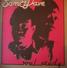 SAM & DAVE Soul Study Volume 1 (aka Hold On I'm Coming) album cover