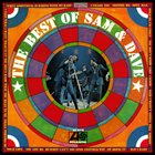 SAM & DAVE The Best Of Sam & Dave album cover