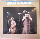SAM & DAVE The Greatest Hits album cover
